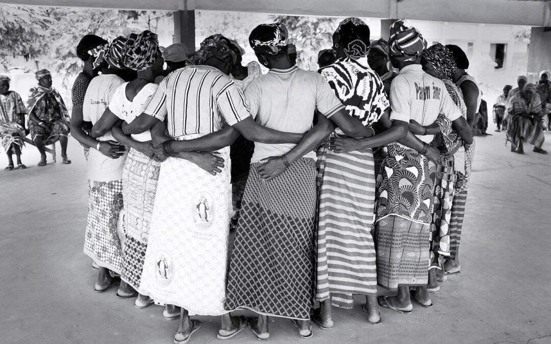 Danzar para sanar (Proyecto Burkina Faso)